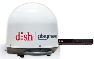 DISH Playmaker w/ Wally Receiver Bundle (PL-7000R) - The RV Parts House