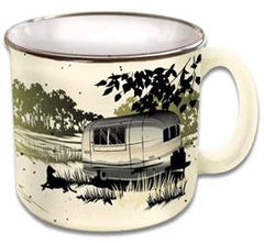Mug; Travel Mug; 15 Ounce Capacity; Paws And Relax; Dishwasher And Microwave Safe (CC-004PR)