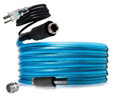 25' heated drinking water hose