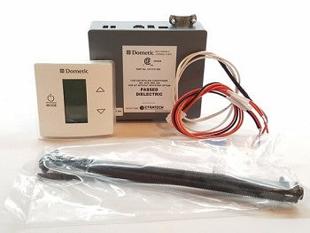 Dometic  LCD Touch Thermostat with Control Kit Polar(3316230.000) - The RV Parts House