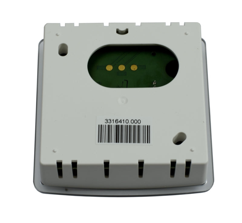 Wall Thermostat; Use With Dometic Air Conditioners; Single Zone; Cool/ Furnace/ Heat Strip/ Heat Pump with Control Board (3316234.700)
