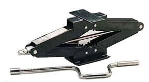 Husky Towing; 6500 Pound Capacity Scissor Leveling Jack; single (72139) - The RV Parts House