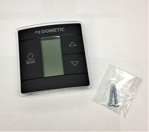 Wall Thermostat; Dometic Ac; Single Zone; Cool/ Furnace/ Heat Strip/ Heat Pump (3316250.712) - The RV Parts House