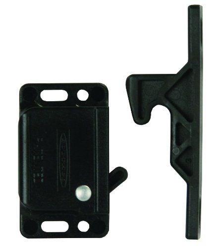 J R Products Push To Open Cabinet Door Latch (70435 )