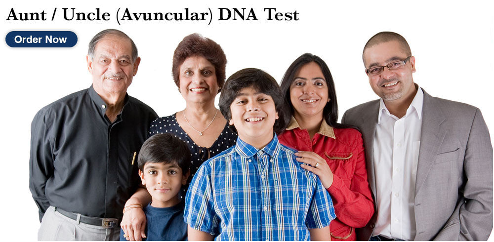 Aunt / Uncle (Avuncular) DNA Test