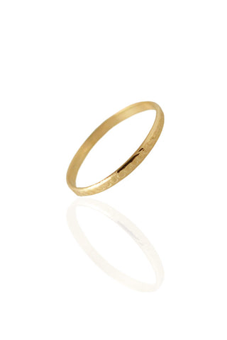 Yellow Gold Midi Ring