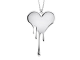 Bloody Heart Necklace | Lusasul
