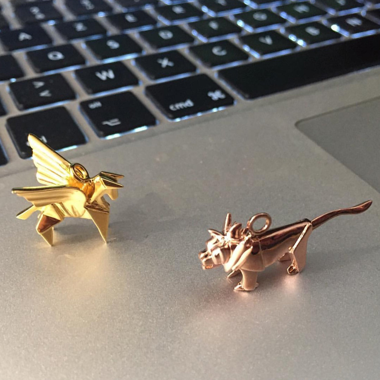 Origami Jewellery: The Endless Possibilities of Pleasure
