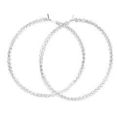 Jumbo Hoop Earrings