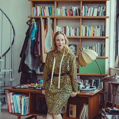 Daughter of Jon: Scandi Chic with a Hackney Edge