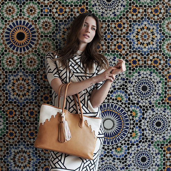 "ABURY launches practical and eye-catching handbag collection ""Windows and Doorways""."