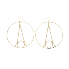 Paris Eiffel Hoops