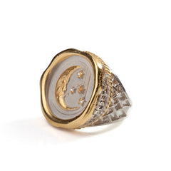 Moon Swoon Ring