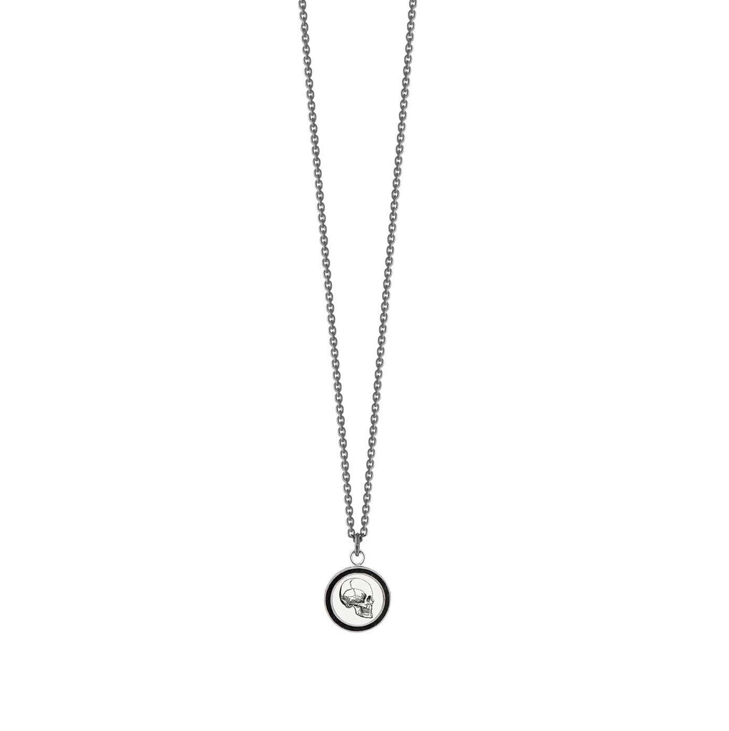 The Memento Mori Pendant Necklace