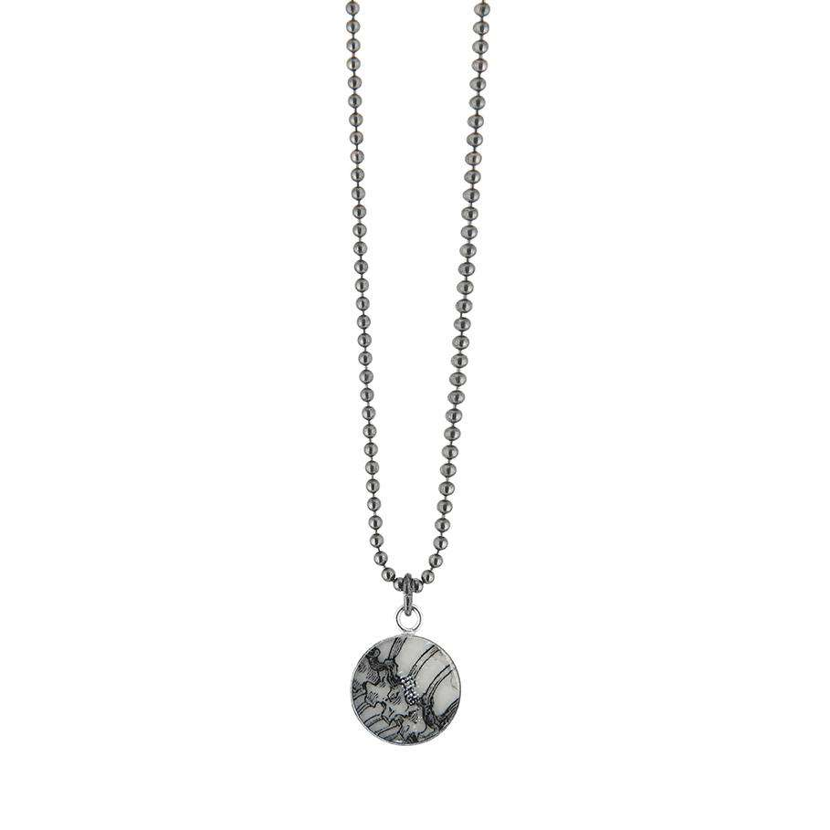 The Skeleton Ballchain Necklace