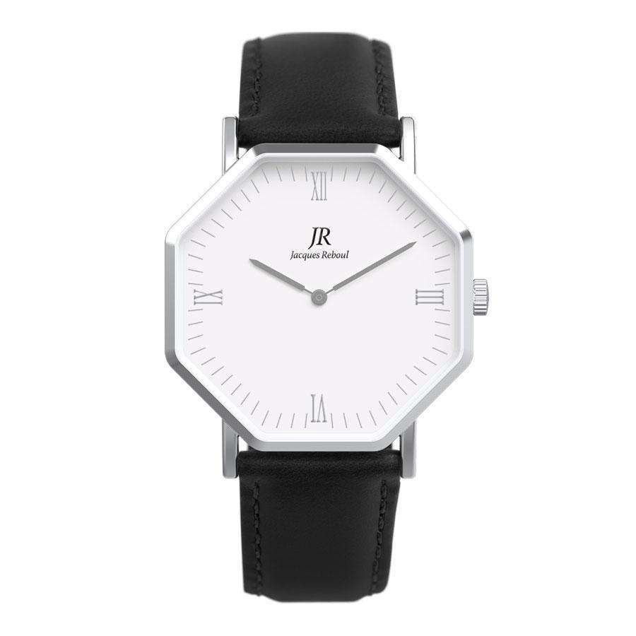 Premier Roman Silver | St. Louis Unisex 41mm Watch