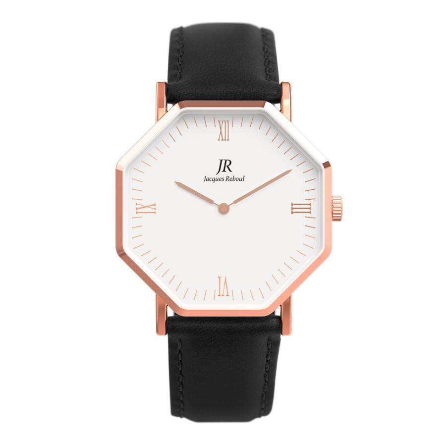 Lumiere Intense Roman Rose | St. Louis Unisex 41mm Watch