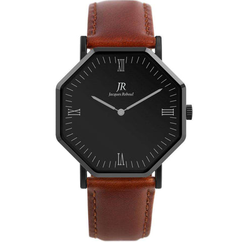 Premier Roman Silver | St. Martin Men's 44mm Watch