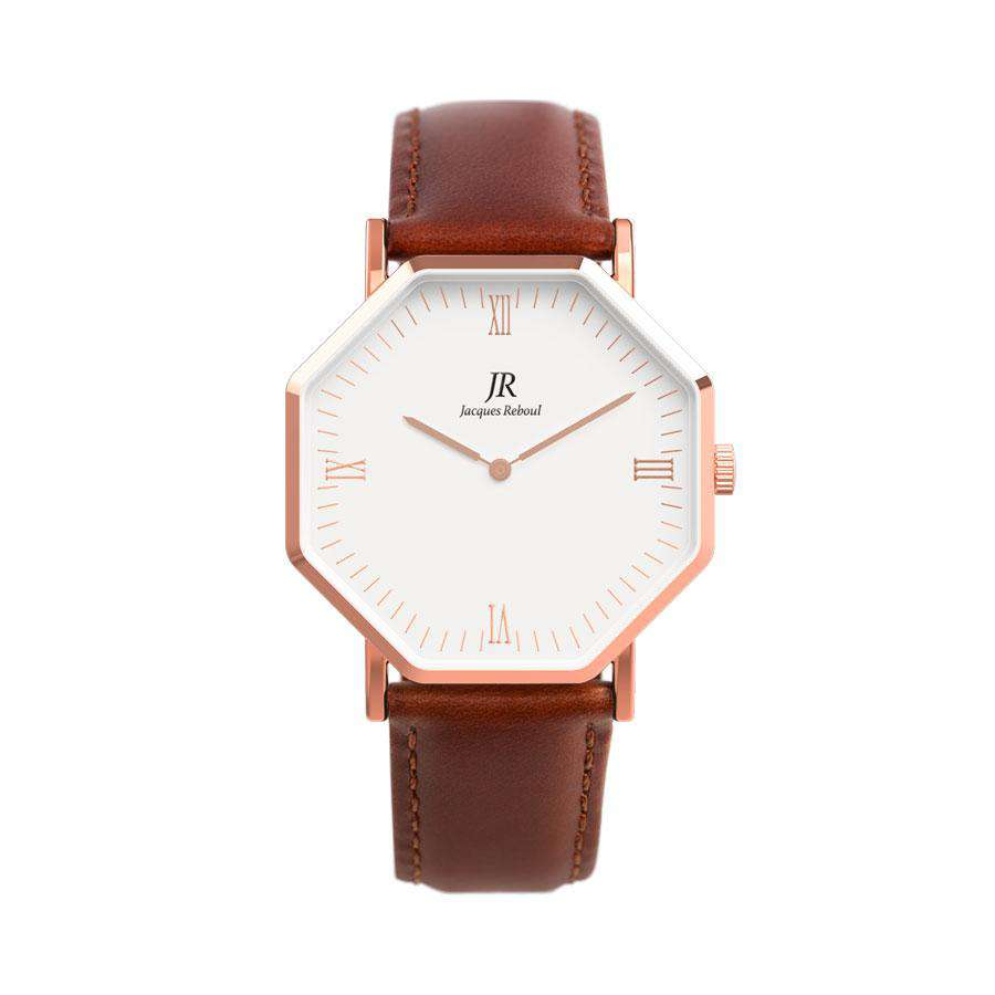 Lumiere Intense Roman Rose | St. Martin Women's 36mm Watch