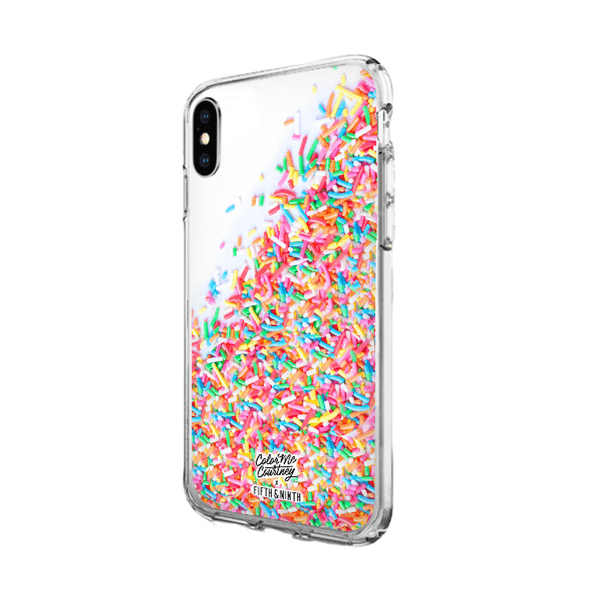 "Fifth & Ninth ""Say Yes To Sprinkles"" Case for the iPhone 6/6s/7/8 and X"