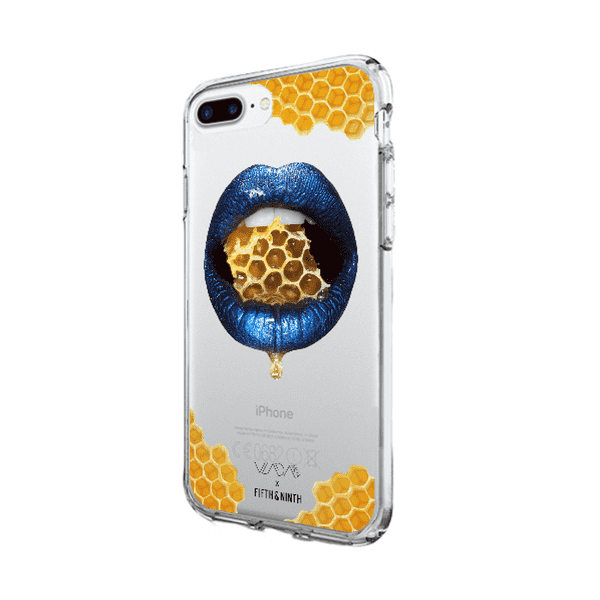 "Vlada MUA x Fifth & Ninth ""Honeycomb"" Case for the iPhone 6/6s/7/8 Plus and X"