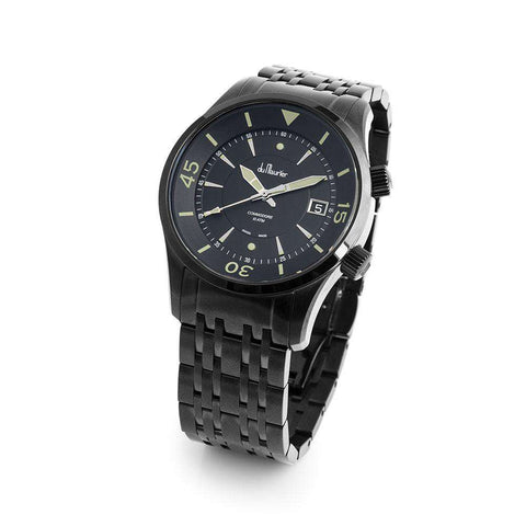 Premier Roman Silver | St. Louis Men's 44mm Watch