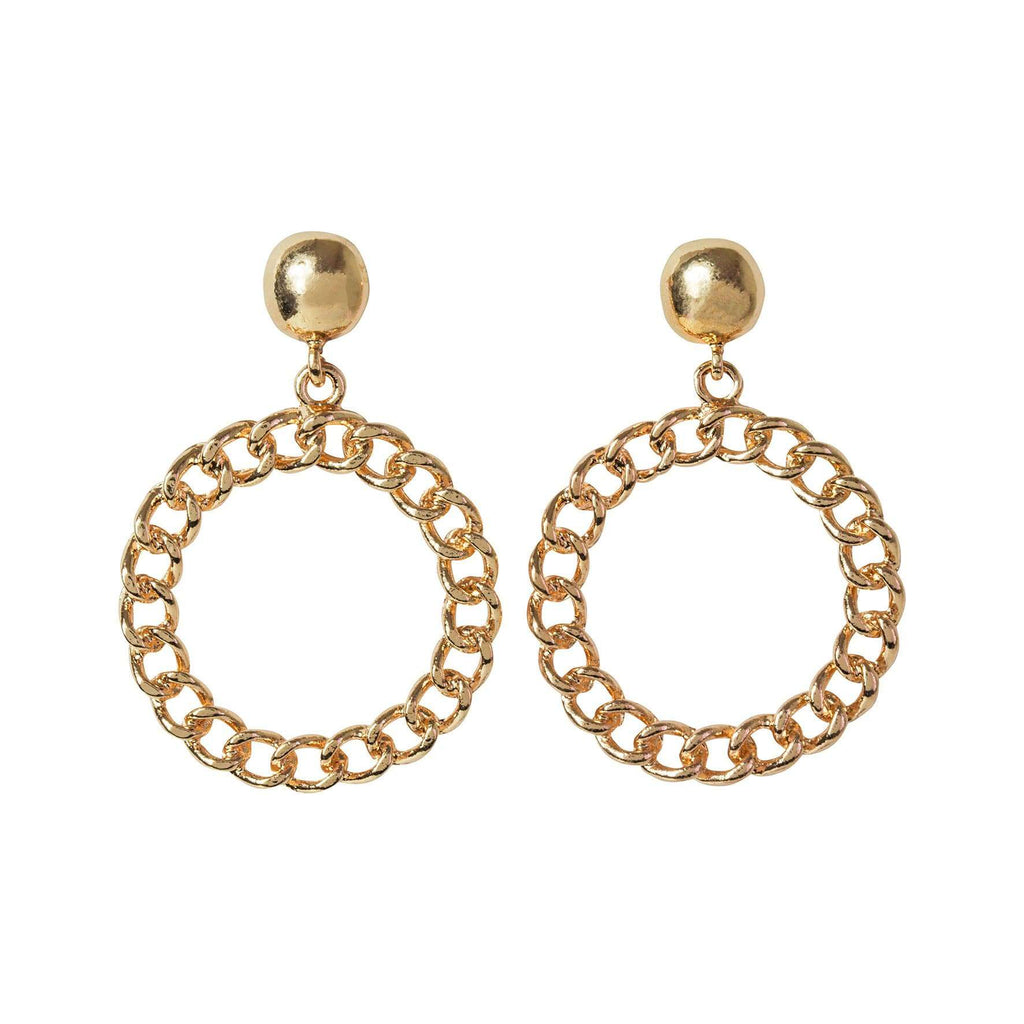 Brooklyn Earrings - Hoops