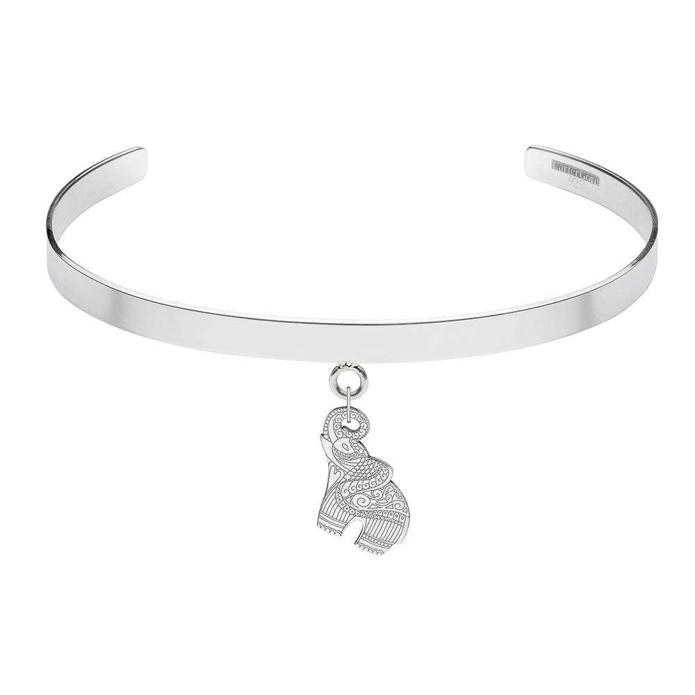 Elephant - Single Charm Choker