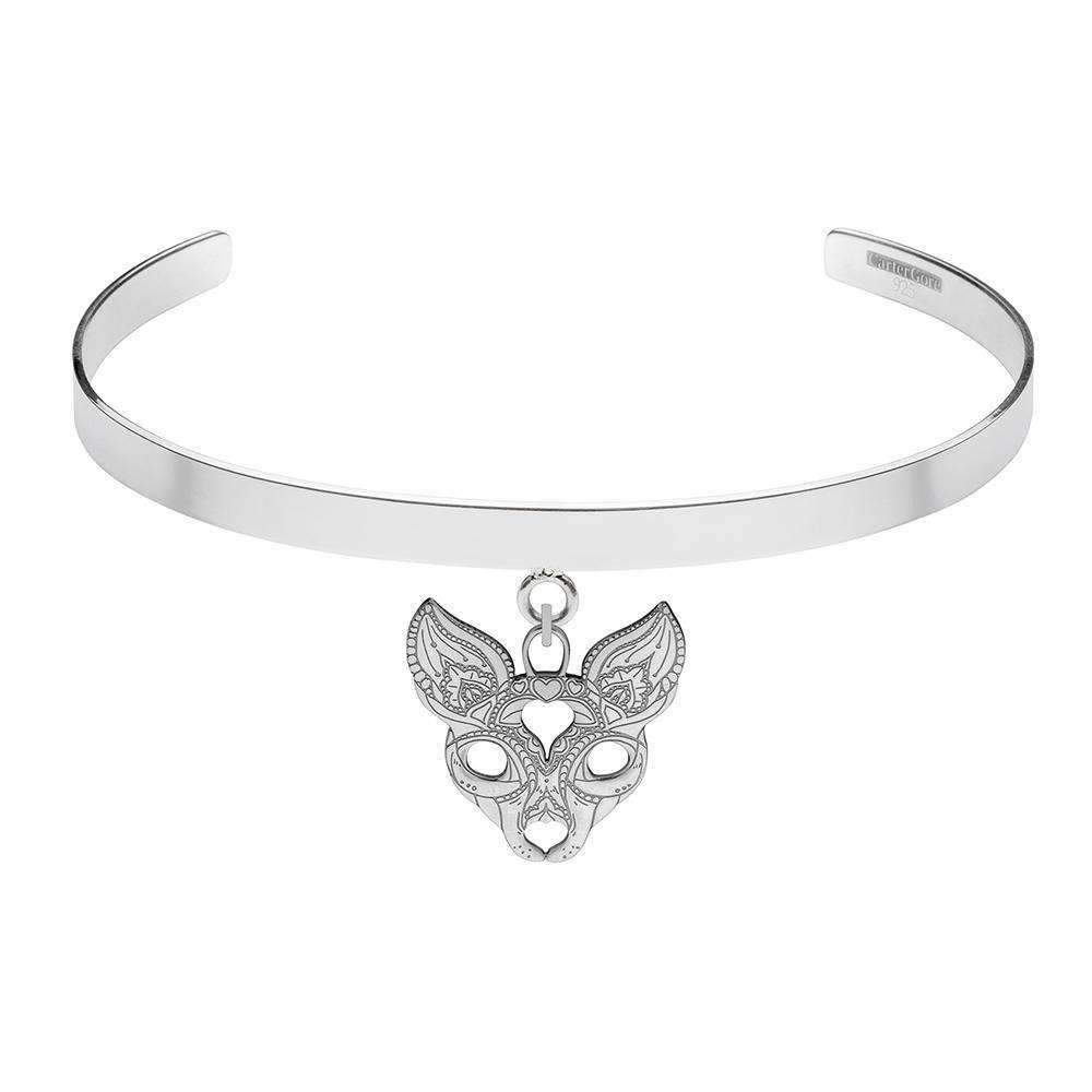 Chihuahua – Single Charm Choker