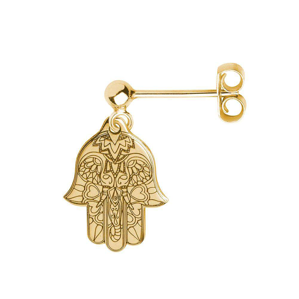 Hamsa Hand – Single Earring