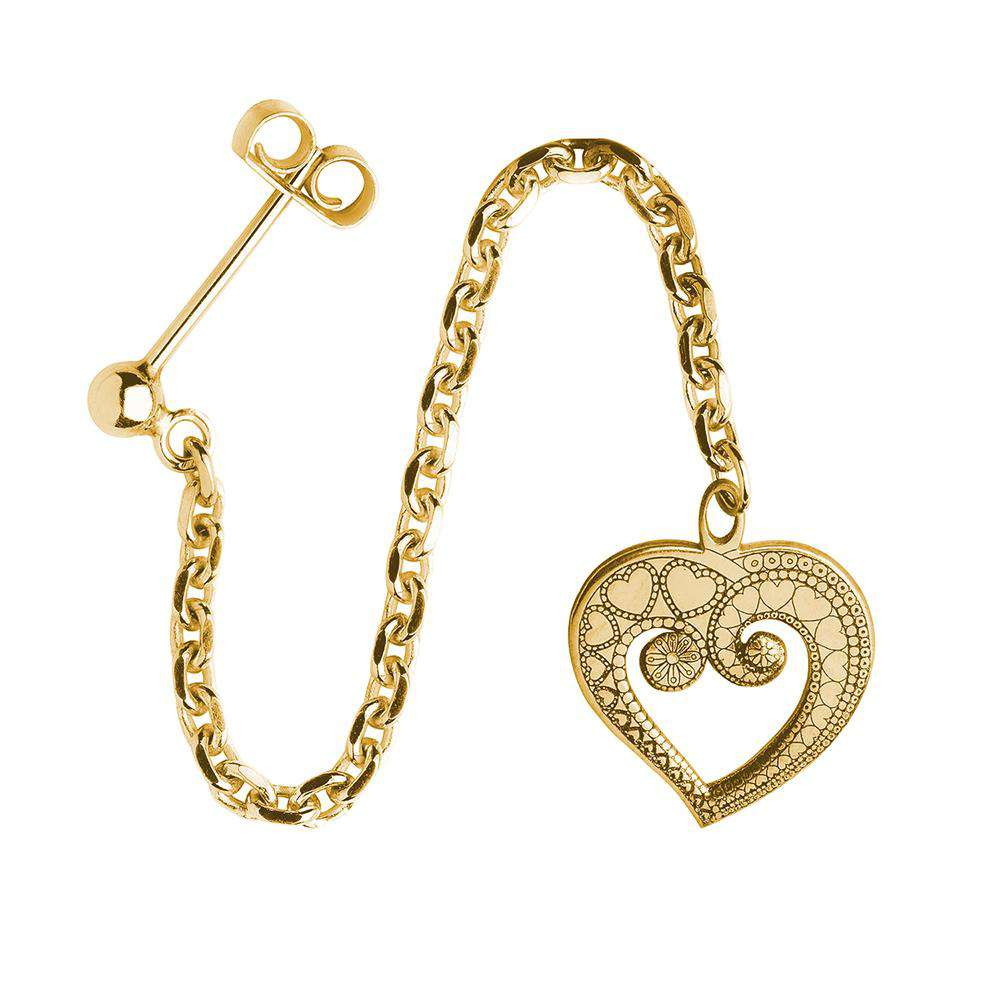 Heart Of Hearts – Single Earring
