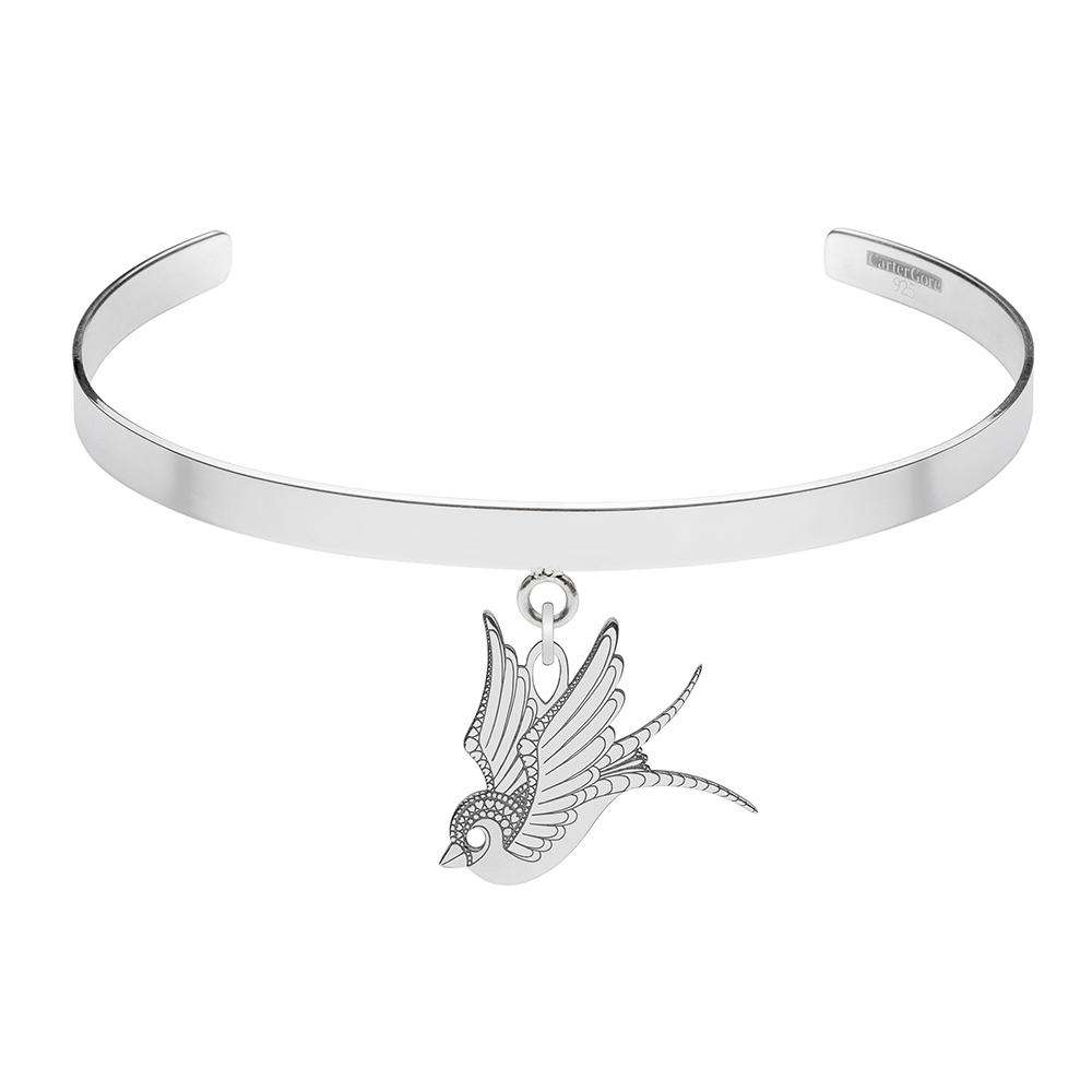 Swallow – Single Charm Choker