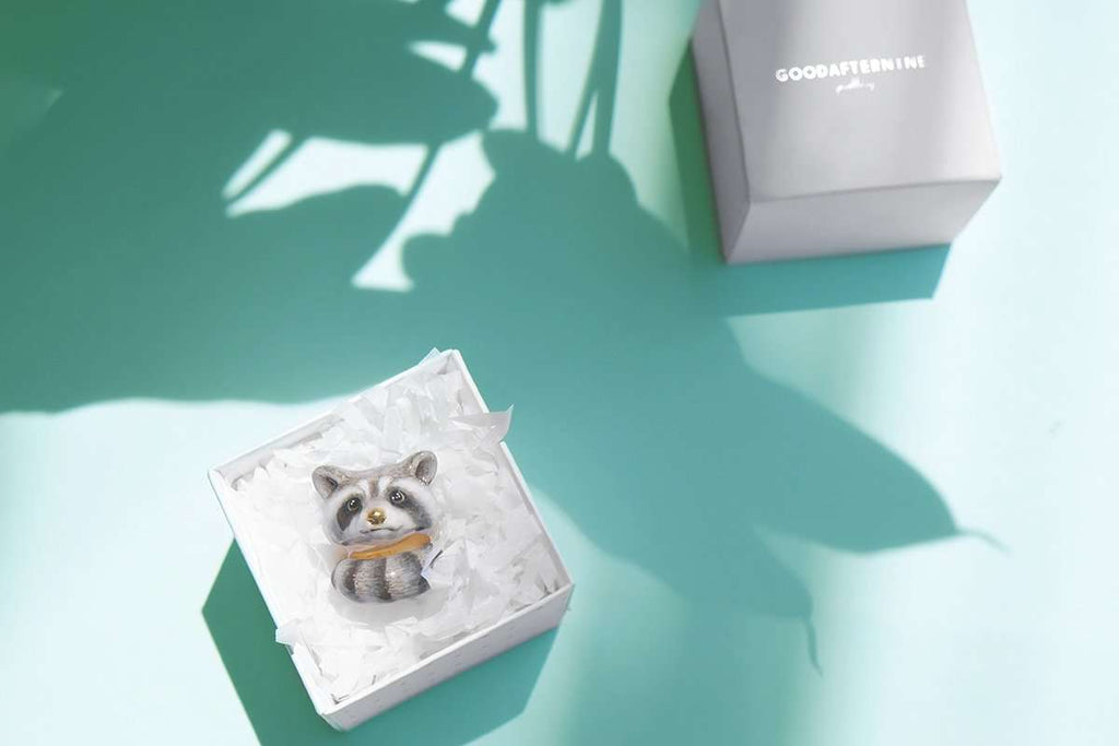 Rocky Raccoon Ring
