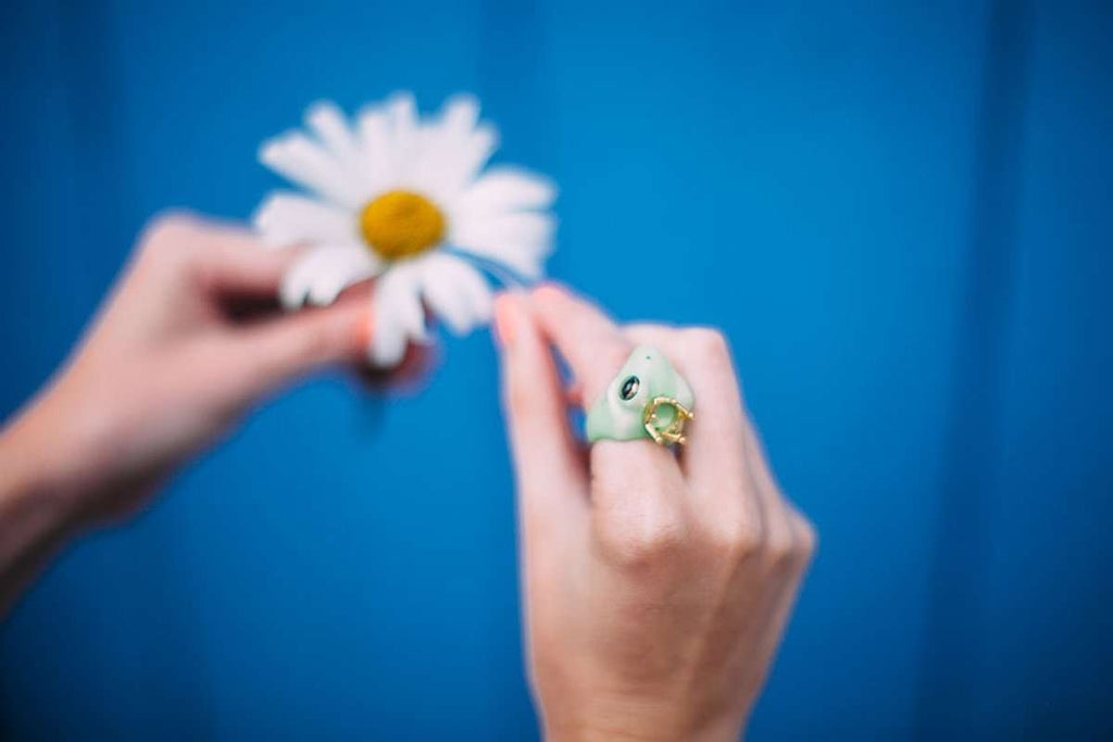 Frog Prince Ring