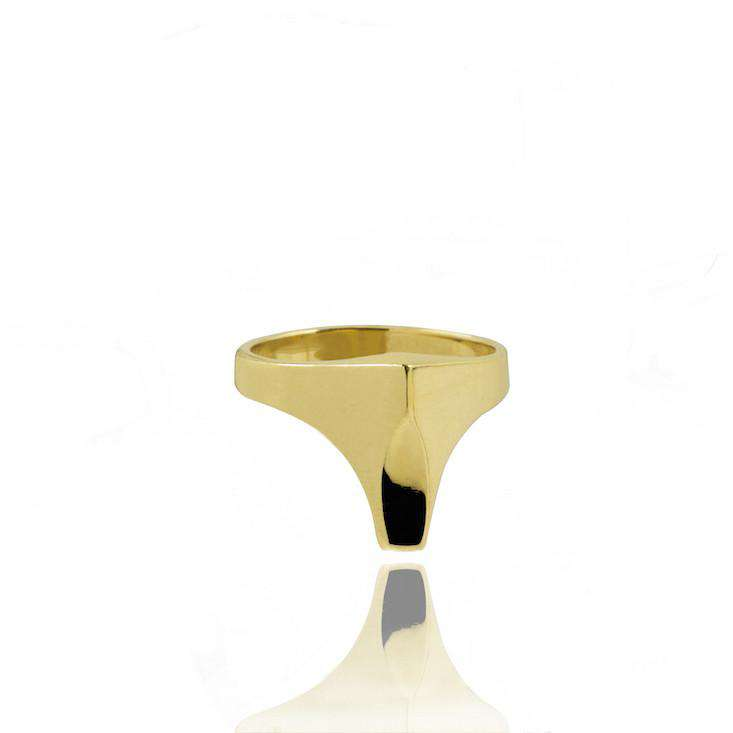 Lemta T Shape Ring - Rokus Jewellery - THE POMMIER - 1