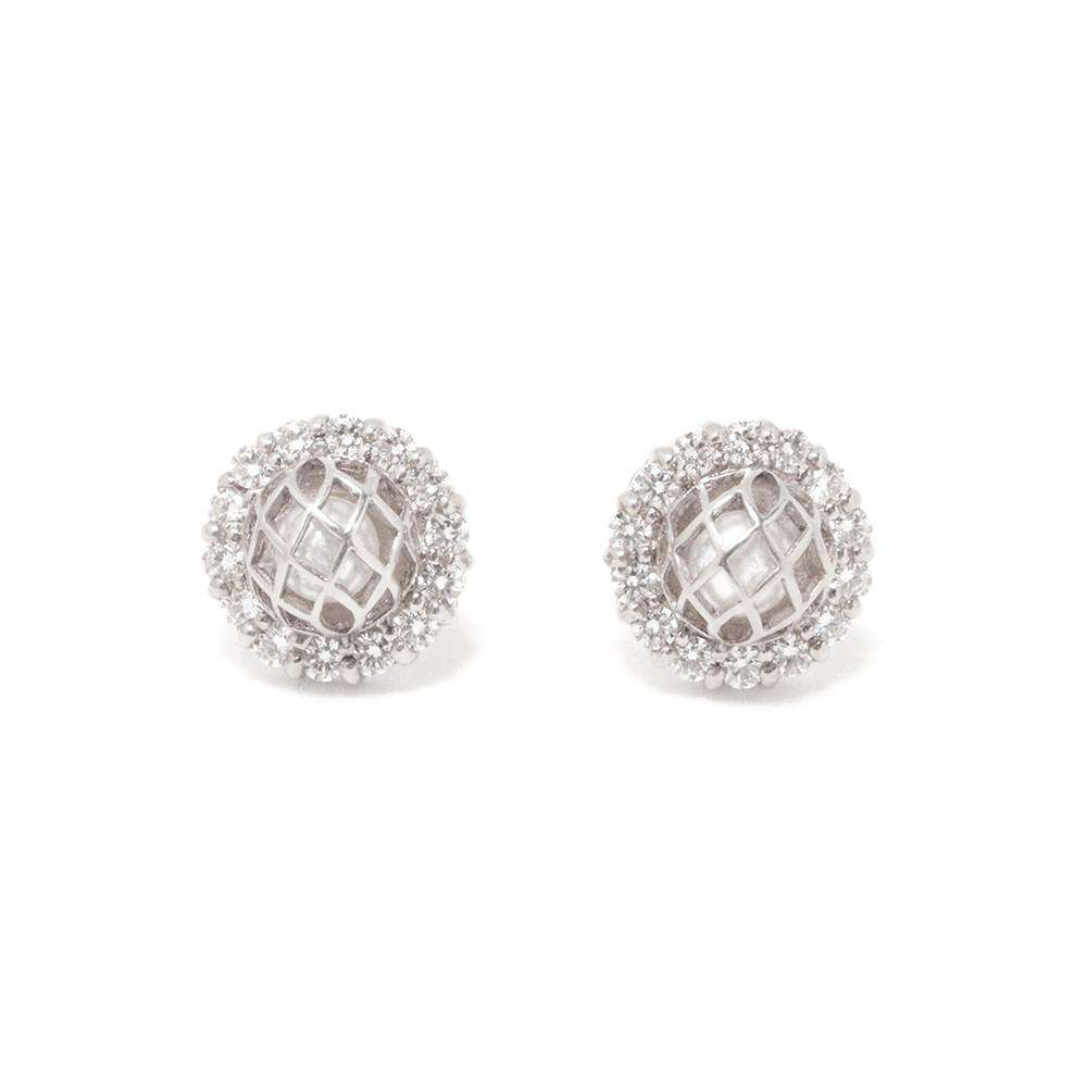 Signature CZ Earring - Matara - THE POMMIER - 1