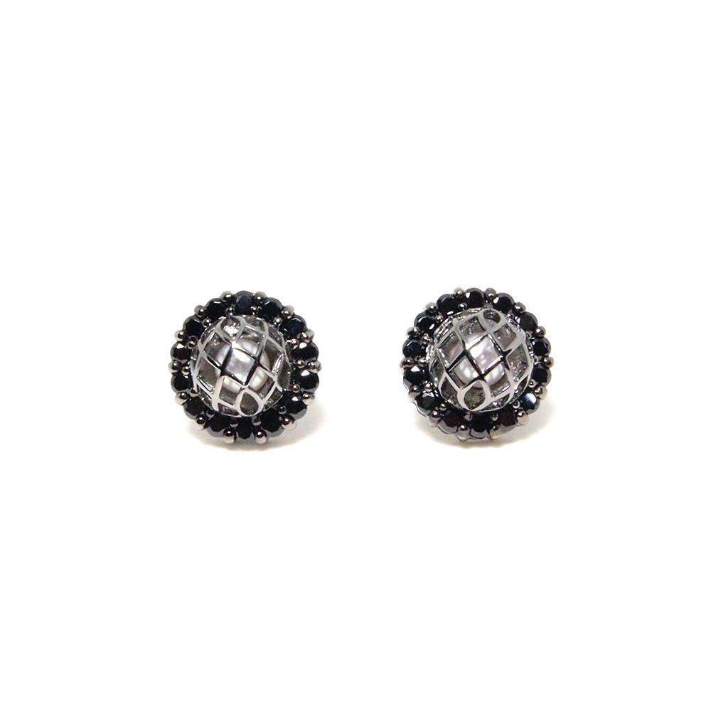 Signature CZ Earring - Matara - THE POMMIER - 3