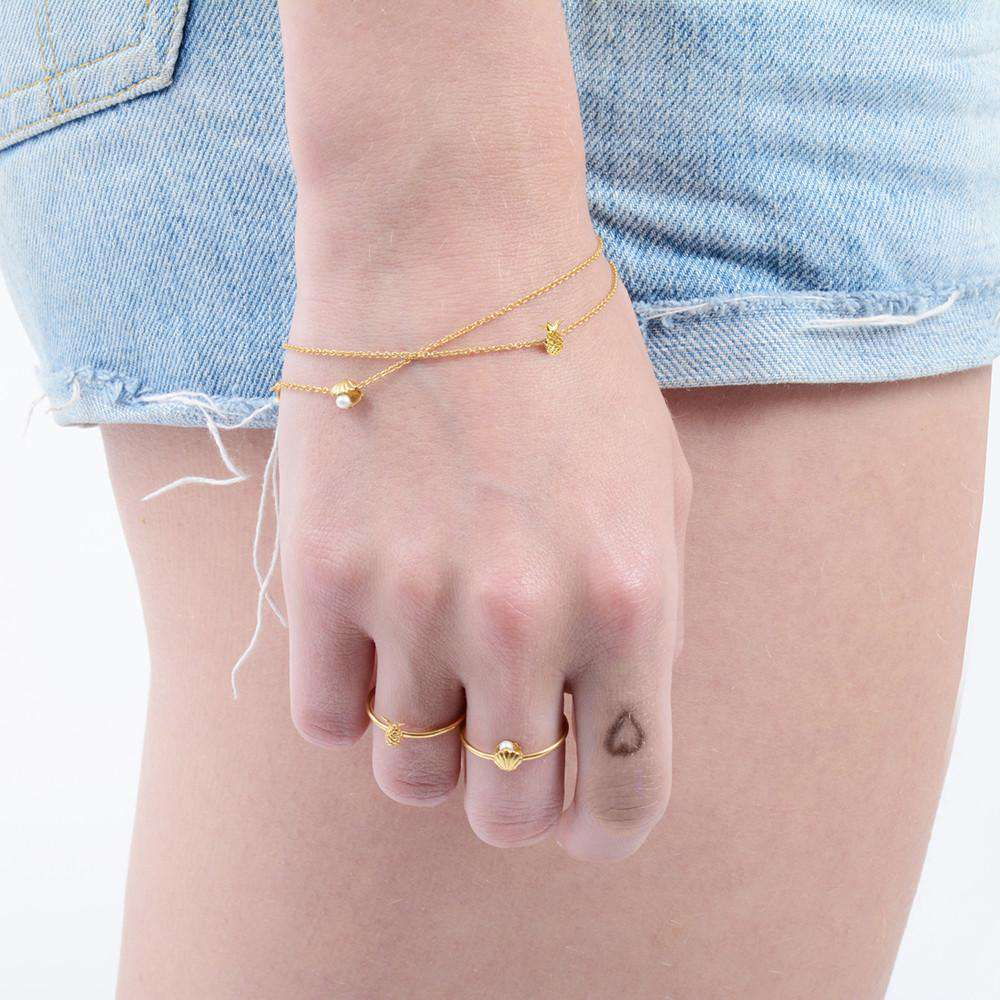Pineapple Bracelet - Lee Renee - THE POMMIER - 2