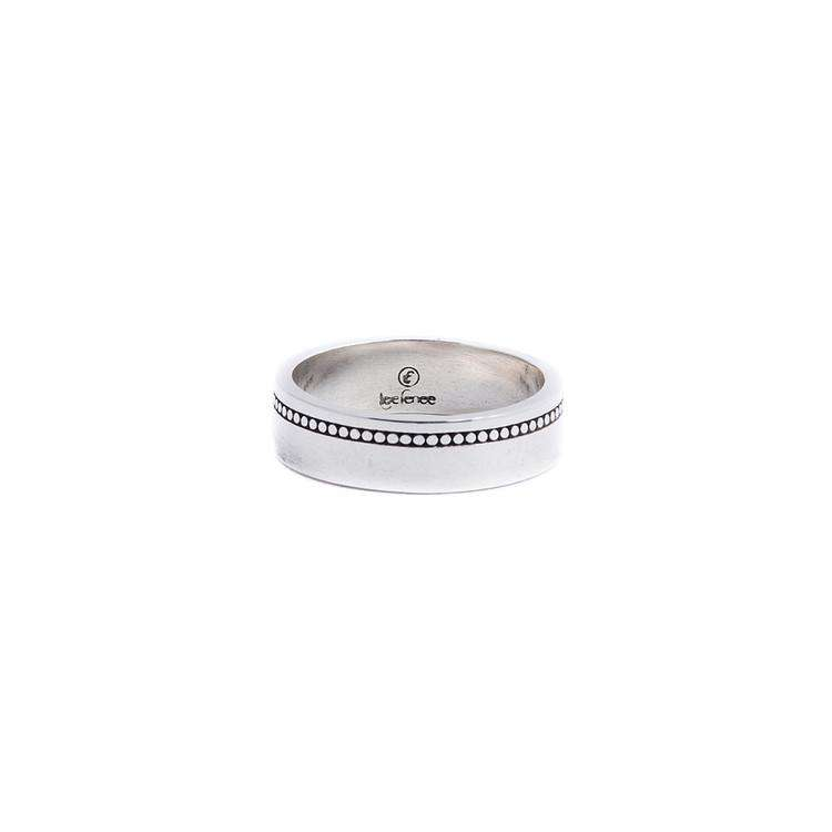 Men's Ring - Oxydised Silver - Lee Renee - THE POMMIER - 1