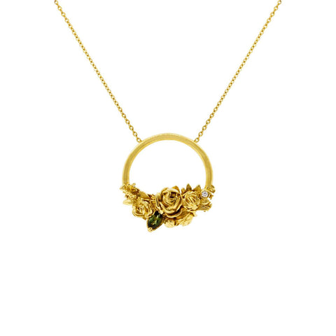Flower Crown Pendant