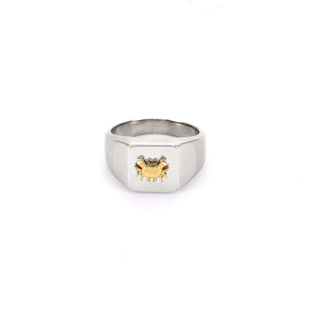 The Crab Signet Ring