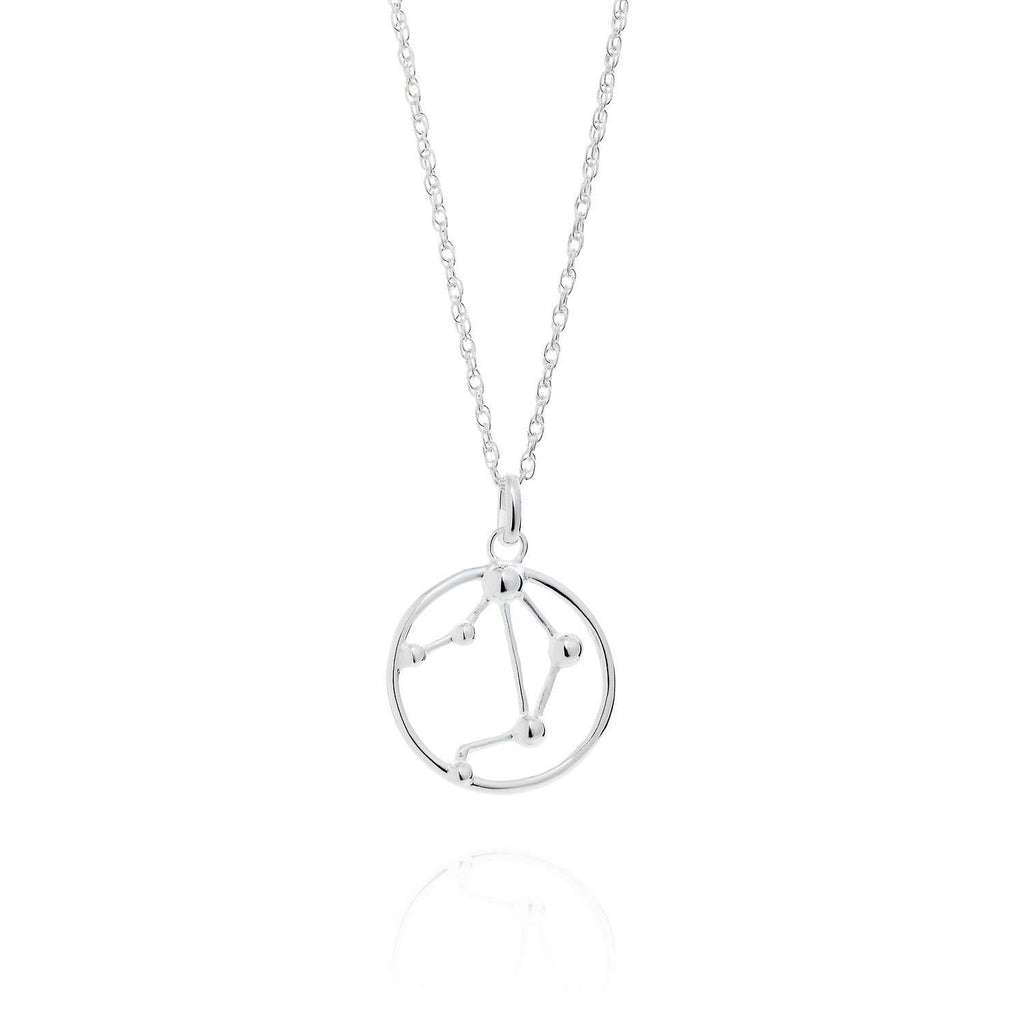 Libra Astrology Necklace - Yasmin Everley Jewellery - THE POMMIER - 1