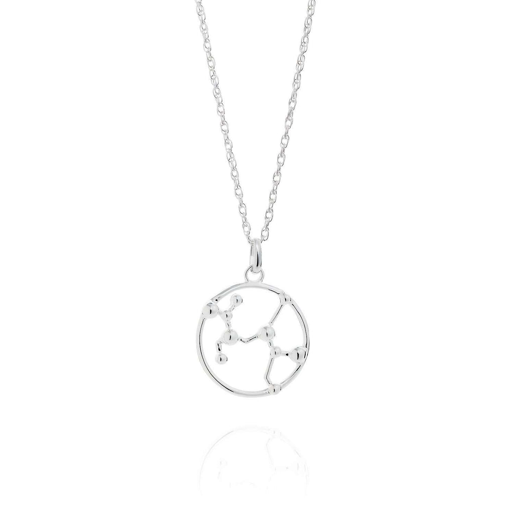 Sagittarius Astrology Necklace - Yasmin Everley Jewellery - THE POMMIER - 1