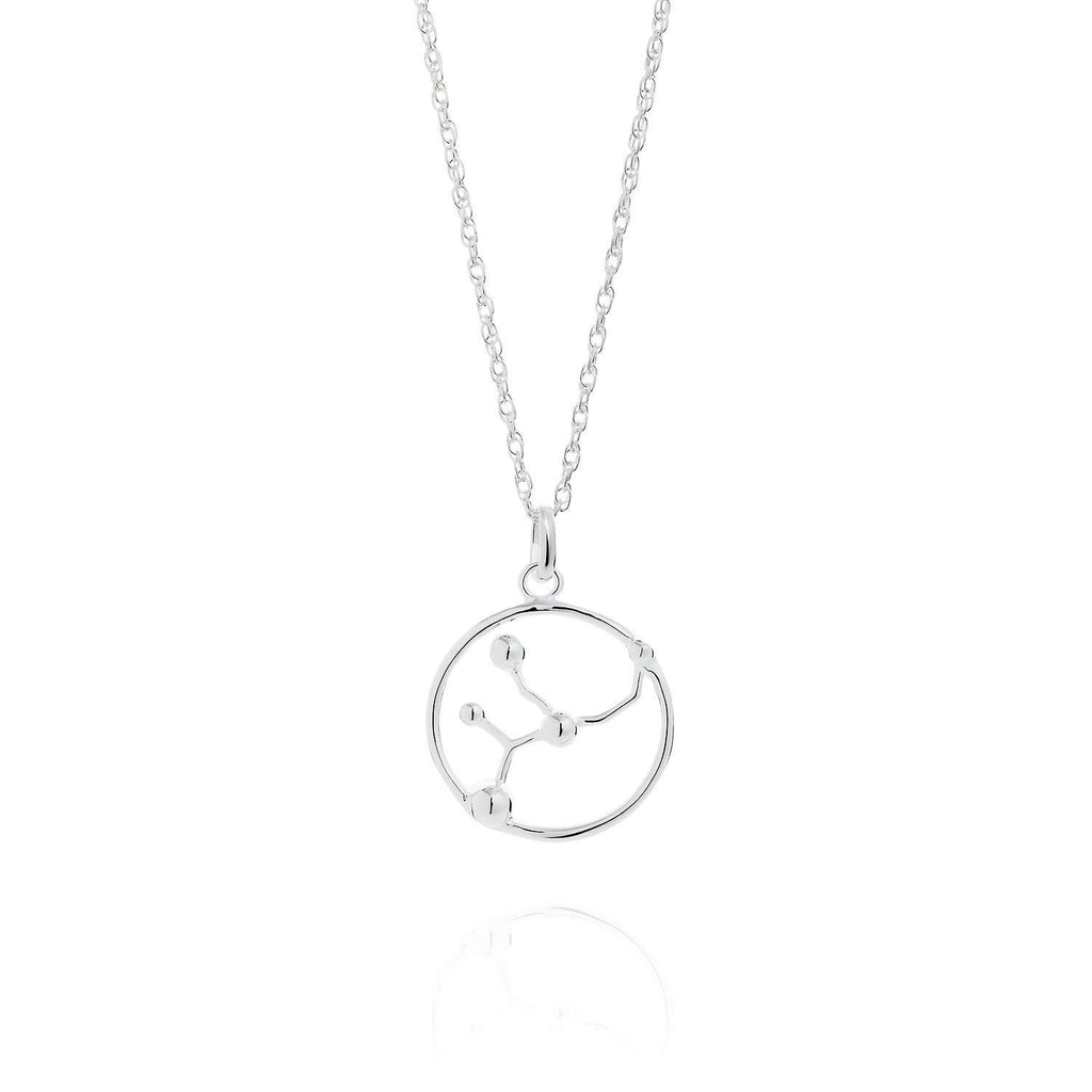 Virgo Astrology Necklace - Yasmin Everley Jewellery - THE POMMIER - 1