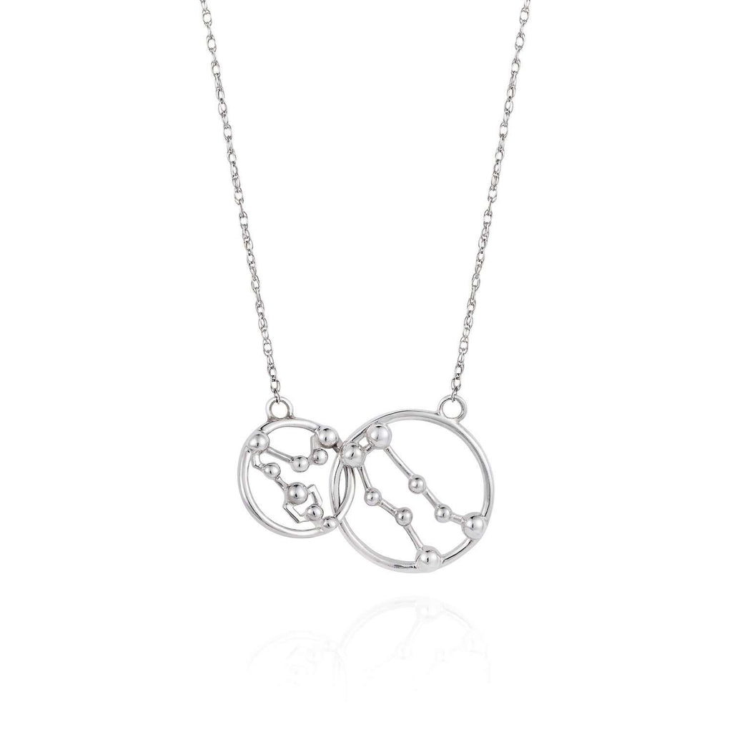 Star Crossed Lovers Necklaces - Yasmin Everley Jewellery - THE POMMIER - 1