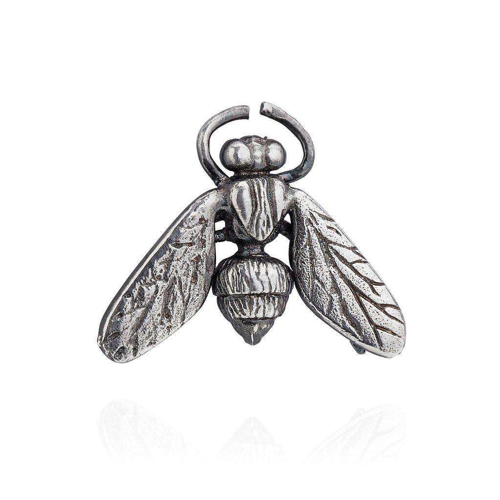 Hoverfly Lapel Pin - Yasmin Everley Jewellery - THE POMMIER
