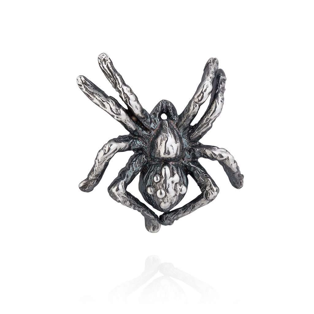 Little Spider Lapel Pin - Yasmin Everley Jewellery - THE POMMIER