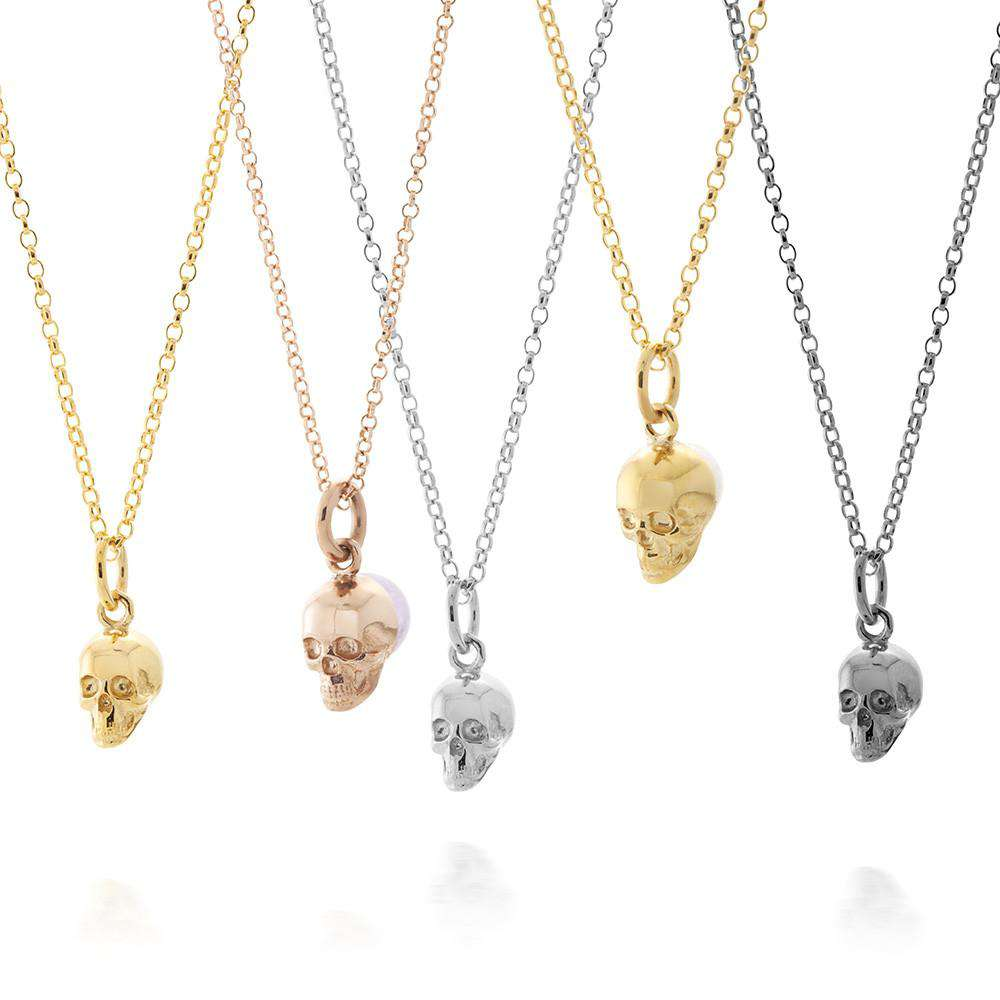 Skull Pendants - Gisele Ganne - THE POMMIER - 4