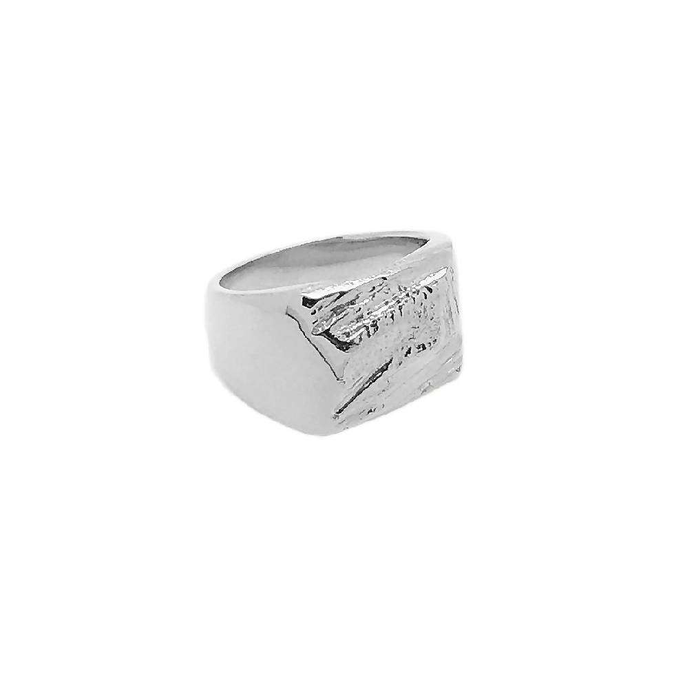 Lozen Signet Ring