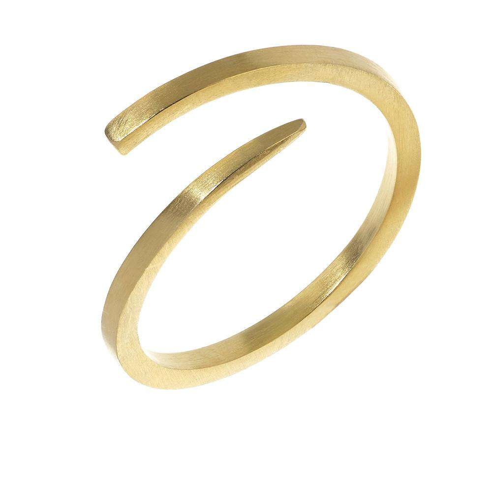 Wrap Round Rings - Rhiannon Lewis Jewellery - THE POMMIER - 1